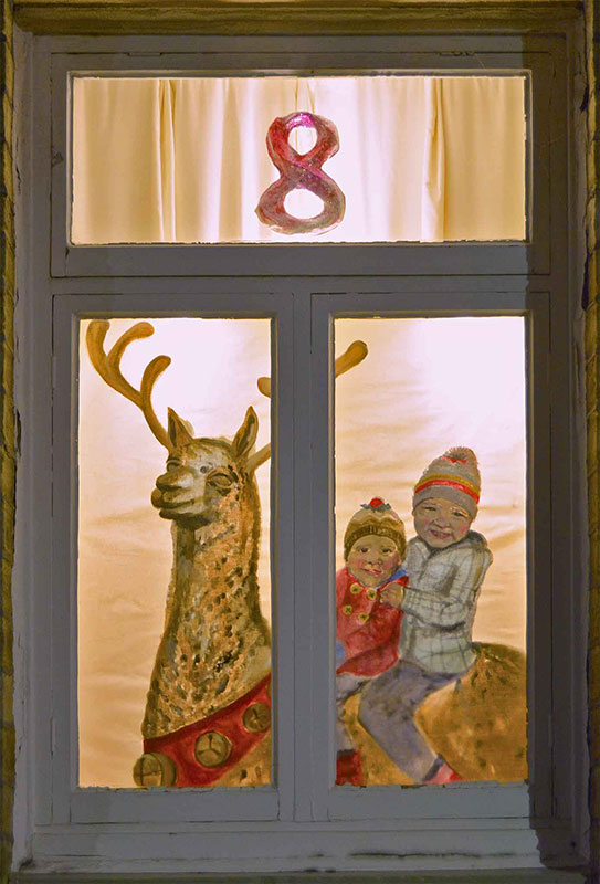saltaire living advent calendar  2015