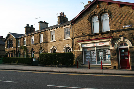 Daisy Place, Saltaire