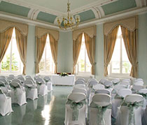 Glen Room, Victoria Hall, Saltaire