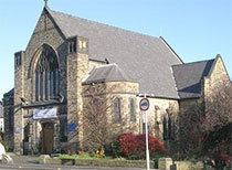 Northcliffe Methodist Church, Shipley