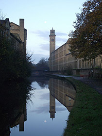 Steve Davey - Salts Mill