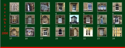 Saltaire Living Advent Calendar