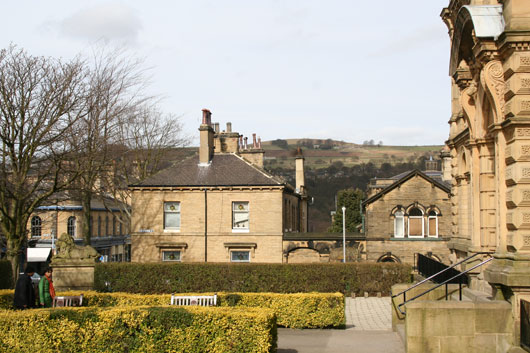 Victoria Hall, Saltaire
