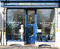 Beeties, 7 Victoria Road, now to become another business