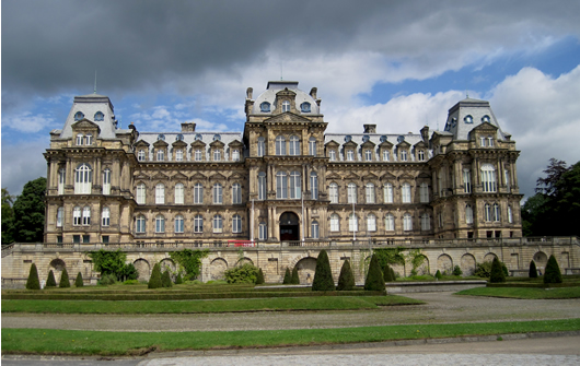 Bowes Museum at Barnard Castle