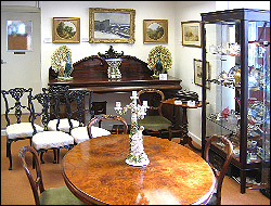 Carlton Antiques in Saltaire