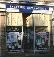 Saltaire Newsagents
