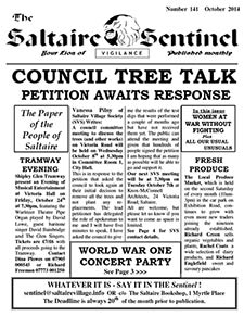 Saltaire Sentinel